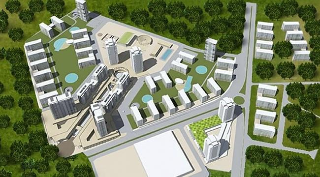Narin Park Evleri projesi detayları