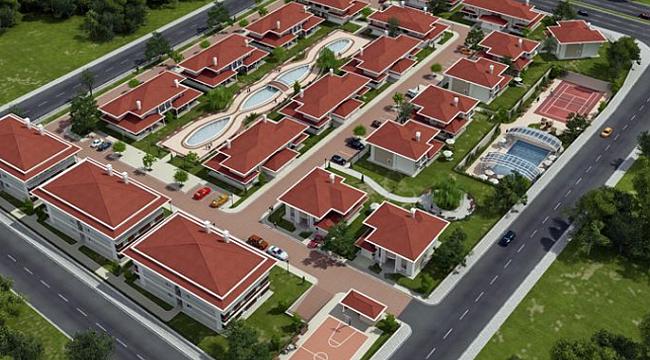 Tekirdağ Emirgan Su Villaları projesi detayları