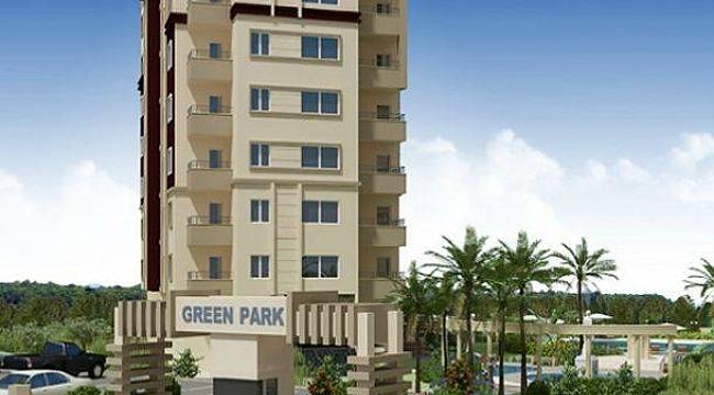 Mersin'deki Green Park projesi Yenişehir'de yükseliyor