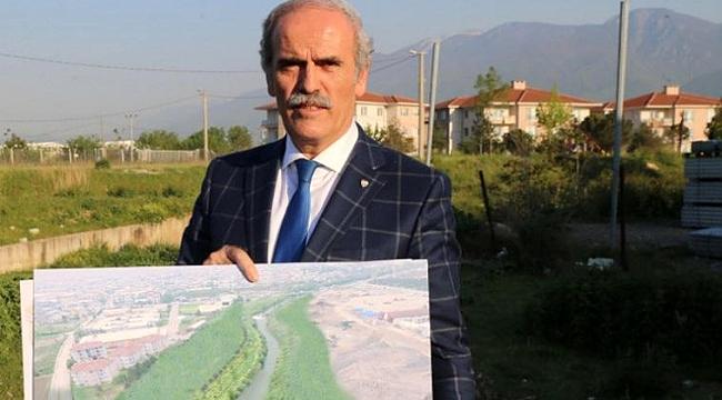 Bursa'da yeni köprü projesi