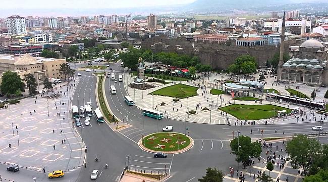 Kayseri için trafikte akıllı şehir hamlesi