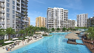 Aqua City Denizli'de vade farksız 80 ay ödeme imkanı