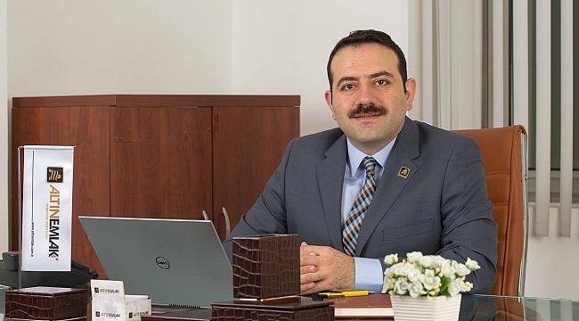 10 Soruda Altın Emlak Genel Müdürü Mustafa Hakan Özelmacıklı