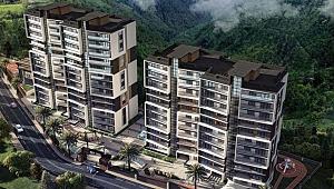 Loft Park Residence Trabzon'da 220 bin TL'ye daire
