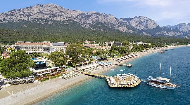 Türkiye'nin ilk Double Tree By Hilton Resort oteli