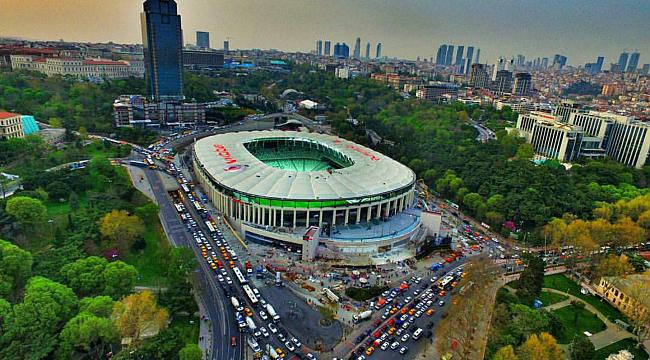 Vodafone Arena'da son değişiklik de tamam