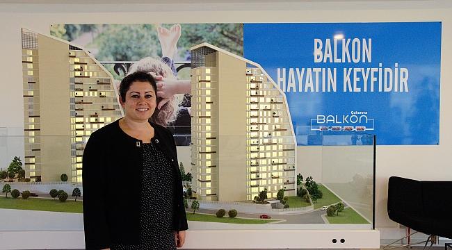 10 Soruda Patronlar: Çukurova Gayrimenkul Satış ve Pazarlama Müdürü Nuray Yıldız