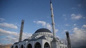 Selimiye Camii'nin bir benzeri Kayseri'ye yapılıyor