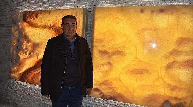 Afyon mermeri 120 ülkede yapıları süslüyor