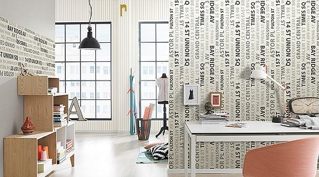 Bu duvar kağıtları anılarınızı duvarlarınıza yansıtıyor