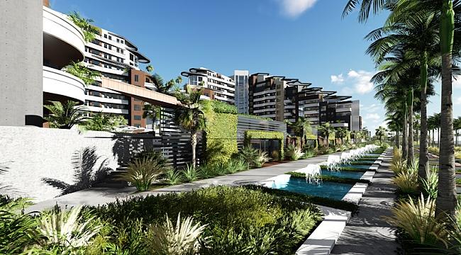 Sürdürülebilir yaşamın Antalya'daki yeni merkezi: Sunis Rezidence