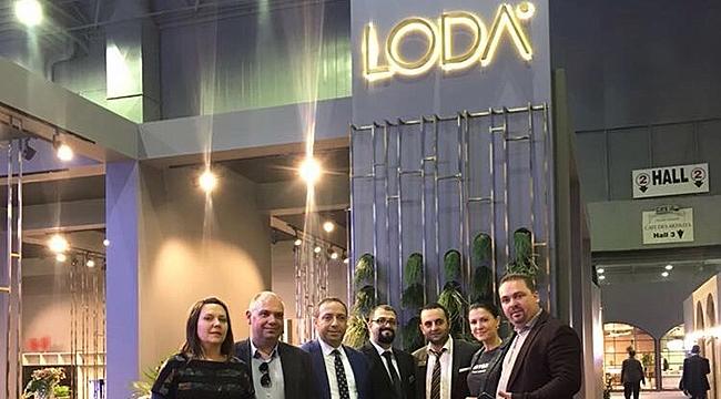 Loda Mobilya Avrupa'da büyümeye devam ediyor
