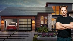 Çatınızdaki kiremitlerden elektrik üretebileceksiniz
