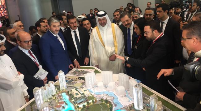 Çok kazandıran projelerinden Katar çıkarması