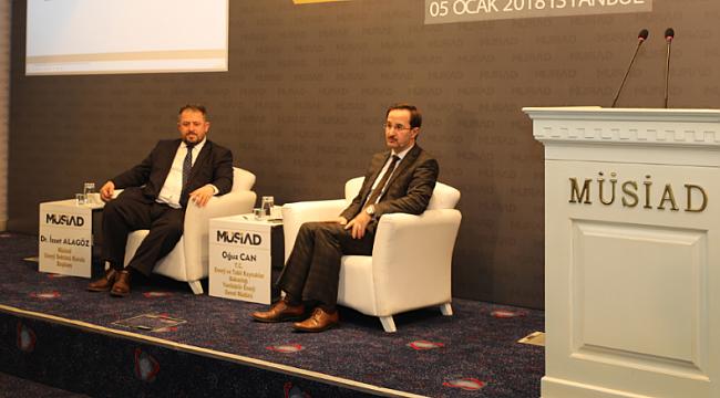 MÜSİAD'dan yenilenebilir enerji konferansı