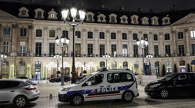 Paris'teki lüks otelde 5 milyon avroluk soygun