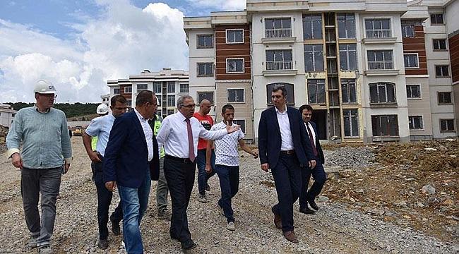 TOKİ Başkanı Ergün'den çok güzel haber