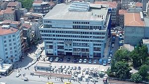 İSKİ binası yerine yapılacak projenin ihalesi 19 Şubat'ta