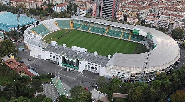 Bursa Atatürk Stadyumu'nun Yerine Meydan Yapılacak