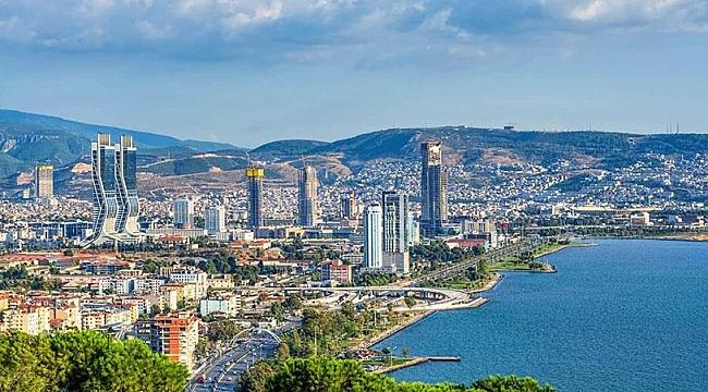İzmir'de İnşaat Sektörü Büyümeye Devam Ediyor