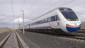 Kayseri'ye hızlı tren müjdesi verildi