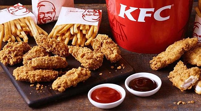 Ünlü restoran KFC kapılara kilit vuruyor