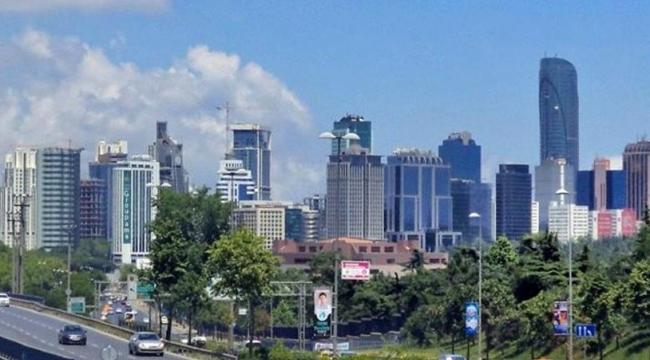 Çinliler Türkiye'de AVM ve ofis projelerinin düştü