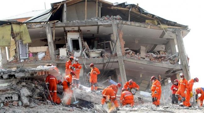 Deprem Riski 46 Şehirde Azalırken 6 Şehirde Arttı