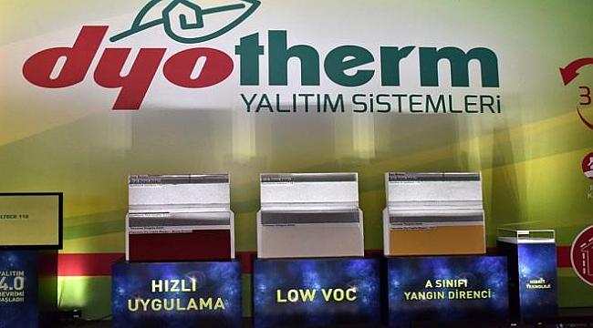 DYOTHERM ISOLTECO 110 büyük ödüle aday gösterildi
