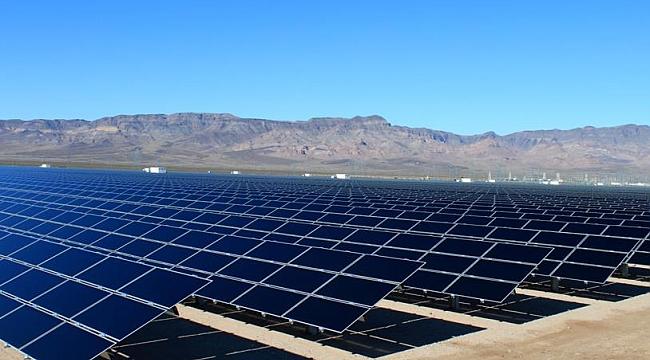 Güneş Enerjisinin kentsel dönüşümde yeri büyük