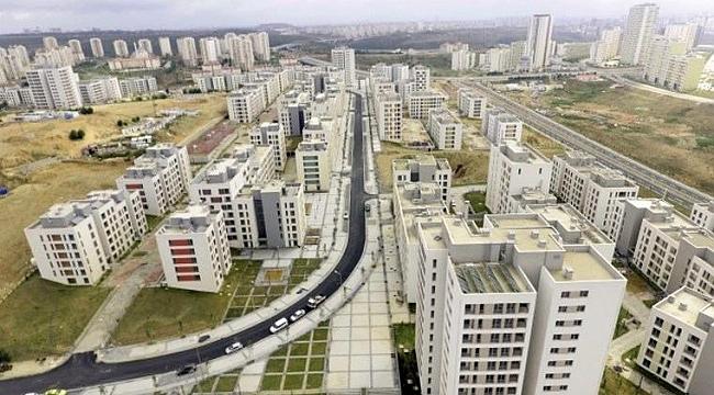 TOKİ'den Başakşehir'e 862 konut
