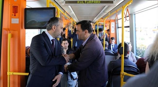 Bursa'da metroda indirim müjdesi!