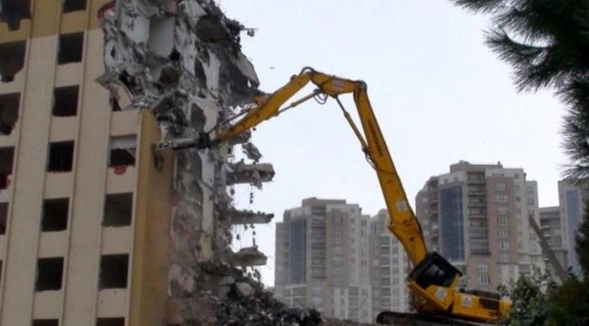 Kimse riskli bina üretemeyecek