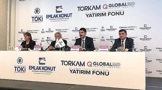 Konya'daki 42. Cadde projesi 'Gayrimenkul Yatırım Fonu' ile halka açılıyor