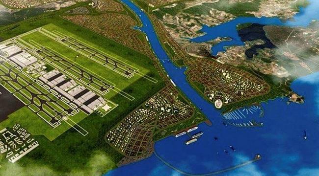 Mega Projeye Güney Kore Talip Oldu