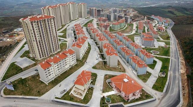 TOKİ'den Gaziantep'e 50 Bin Konutluk Proje