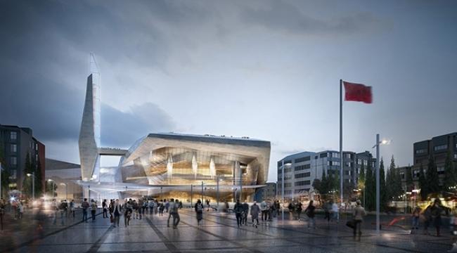 Atatürk Kültür Merkezi için beklenen haber geldi