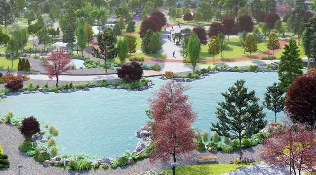 İlk Millet Bahçesi Zeytinburnu'na yapılacak