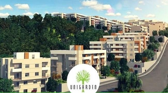 Unigarden'da yüksek kira garantisi fırsatı!