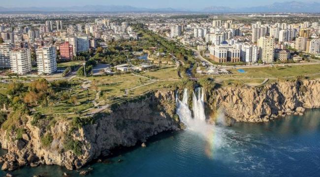 Yabancılar Konut Tercihini Antalya'dan Yana Kullandı