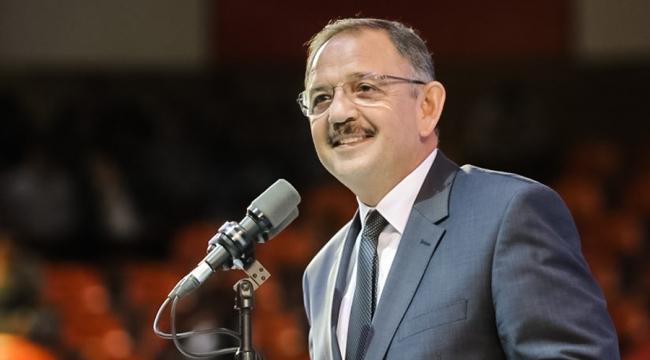 Eski Çevre ve Şehircilik Bakanı Özhaseki' Den Açıklama