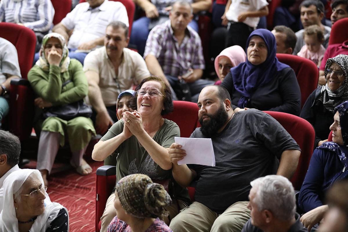 İzmir Torbalı'da TOKİ Kura Sonuçları Açıklandı