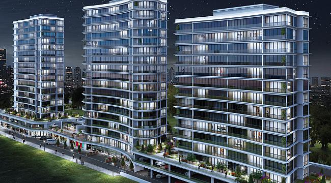 Perola Residence' da fiyatlar 260 bin liradan başlıyor