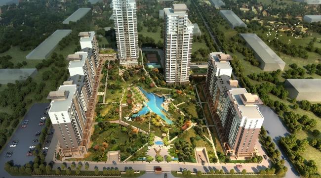 Duru Beytepe projesi Ankara' da Yükseliyor