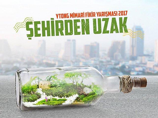 Türk Ytong'tan genç mimarlara sanat dolu yarışma ödülü