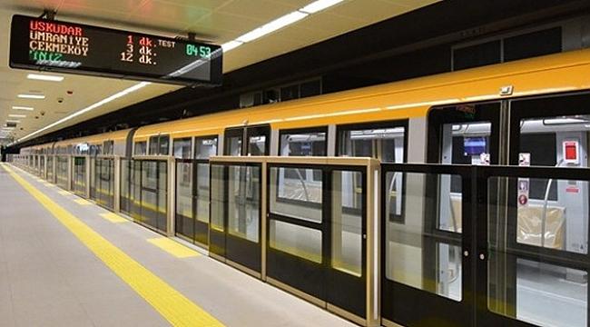 Üsküdar-Ümraniye-Çekmeköy Metrosu Ne zaman Açılacak?