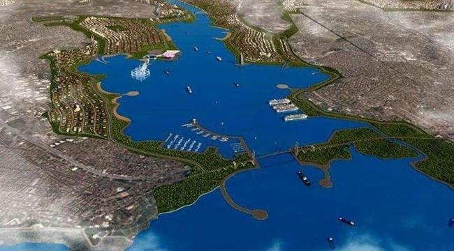 Yeni Bakan'dan İlk Talimat Kanal İstanbul' a
