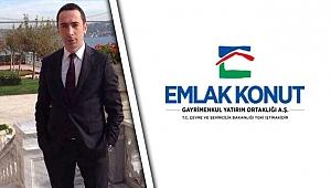 Yeni Emlak Konut GYO Müdürü Hakan Gedikli