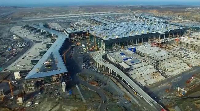 Yeni Havaalanında İlk Uçuşların Rotaları Belli Oldu