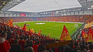 Göztepe'nin yeni evi Gürsel Aksel stadı açıldı